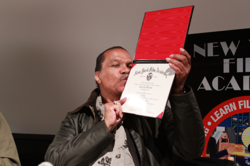 Billy Dee Williams NYFA