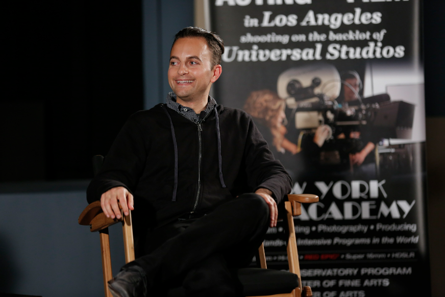 Oren Segal at NYFA