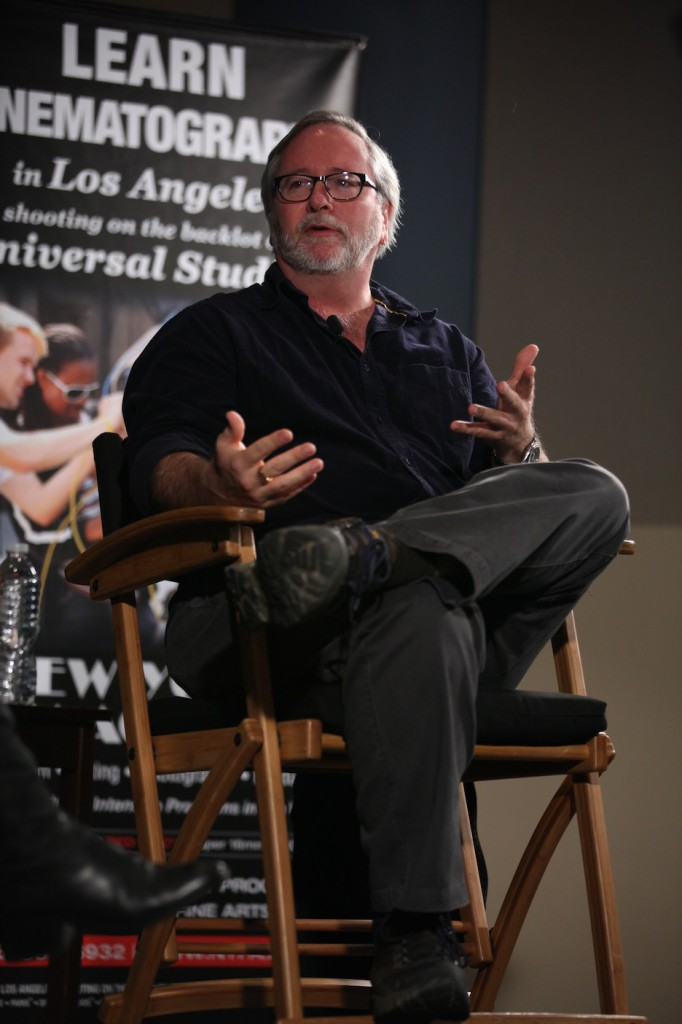 Sean Bobbitt at NYFA LA