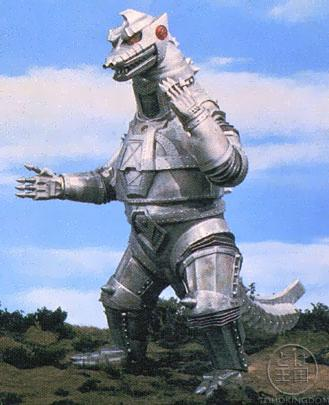 Mechagodzilla from the film Godzilla vs. Mechagodzilla