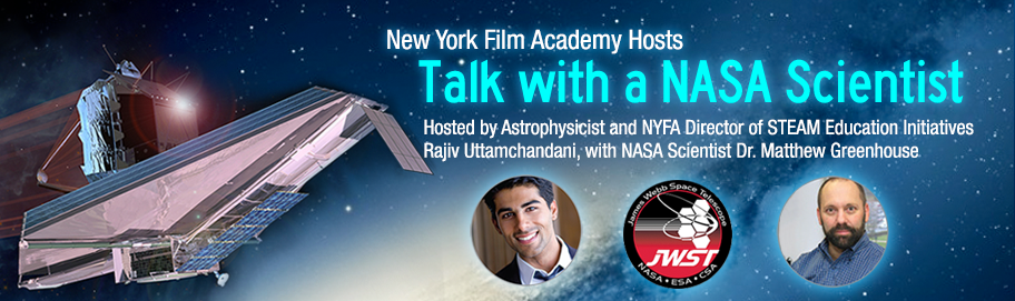 New York Film Academy Hosts Talk with NASA