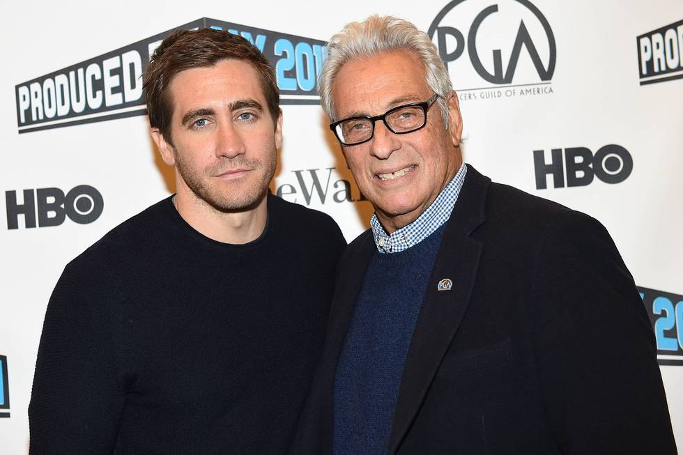Hawk Koch and Jake Gyllenhaal