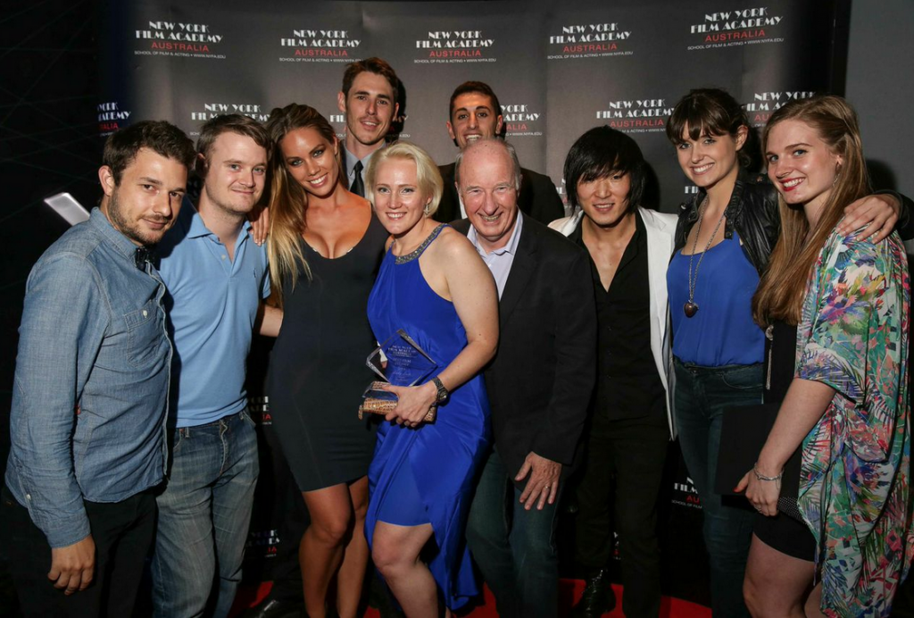 Nyfa Sydney Holds First Inaugural Filmmaking Showcase At Event Cinemas