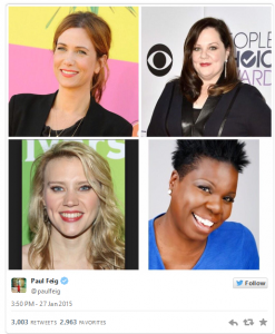 The new ghostbusters cast
