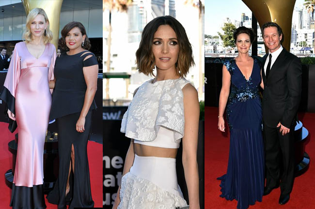 4th Annual AACTA Awards 2015