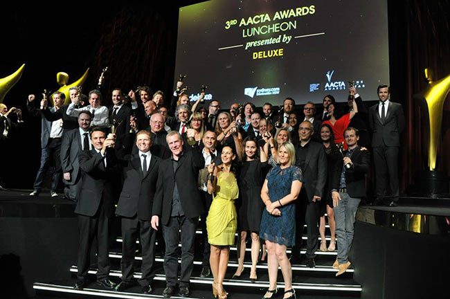 AACTA Luncheon 2015