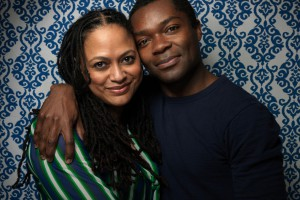 Ava DuVernay and David Oyelowo