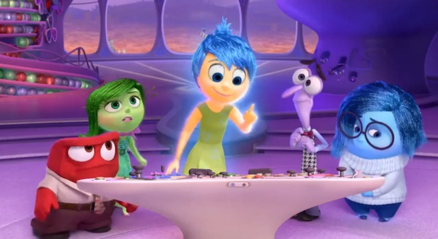 Pixar's trailer for Inside Out