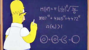 simpsons higgs boson