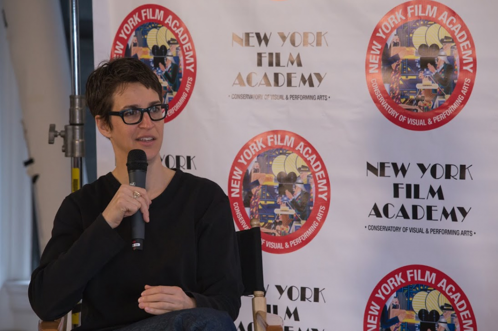 maddow at nyfa