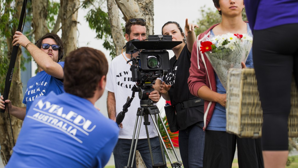 nyfa gold coast students