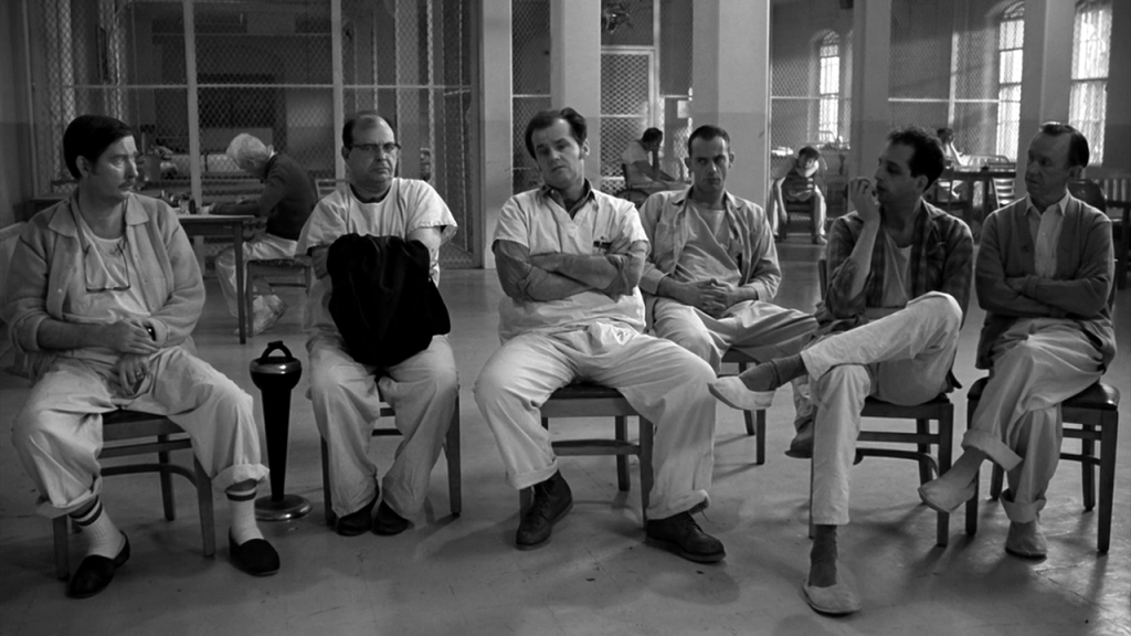 one flew over cuckoo nest