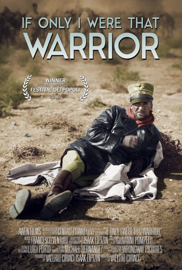 if i were warrior