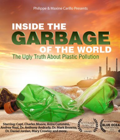 inside the garbage