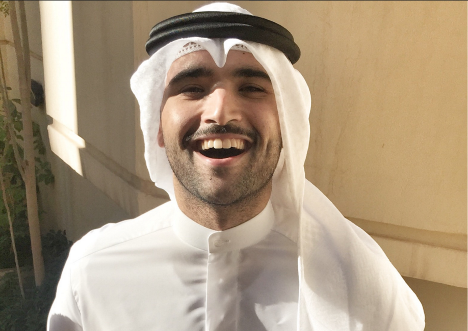 Kuwaiti filmmaker and New York Film Academy alumnus Yousef Al-Qenaei