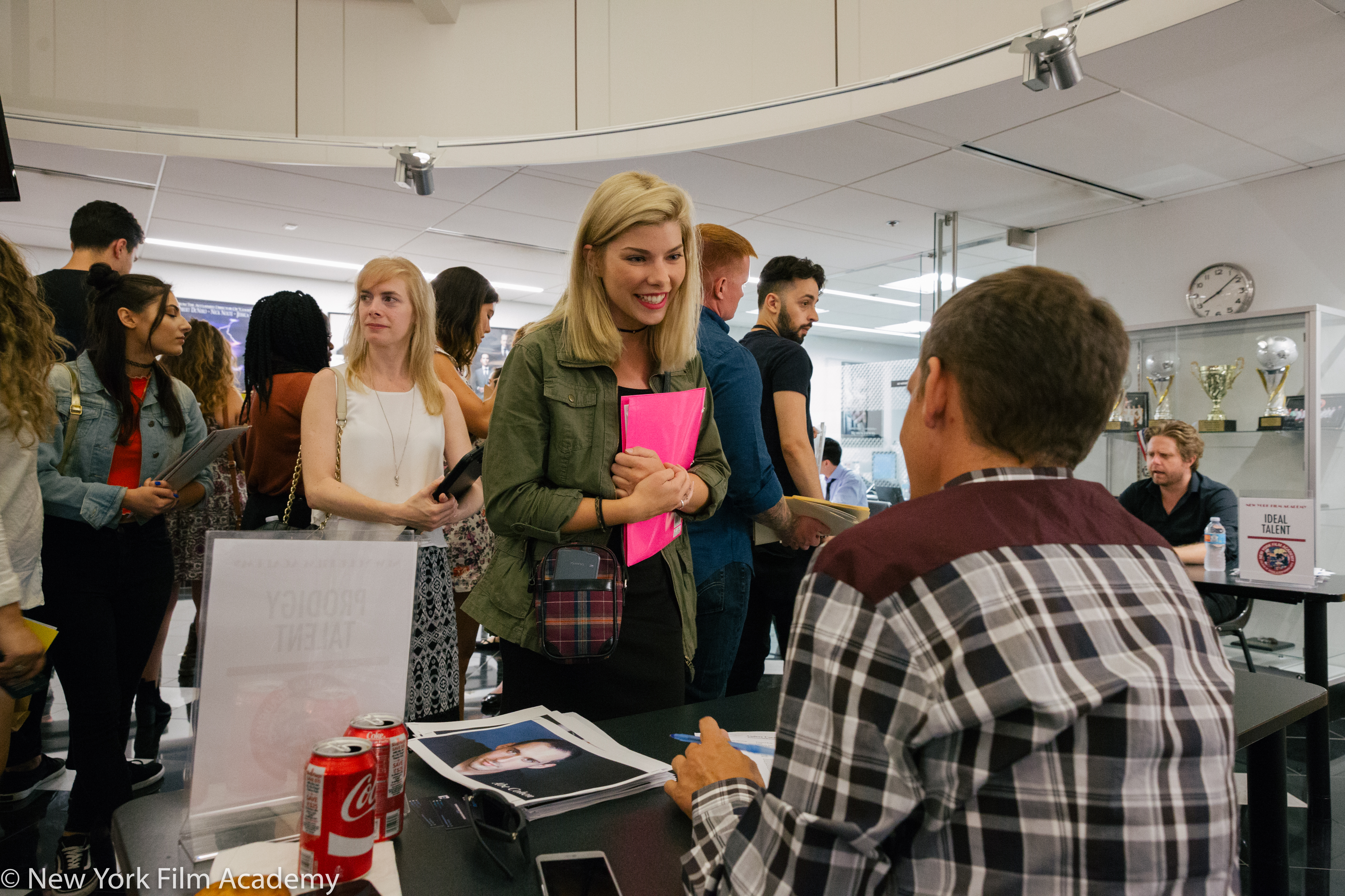 Nyfa Los Angeles Hosts Exclusive Talent Meet And Greet For Acting Fashion Employment
