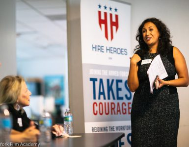 Hire Heroes and New York Film Academy