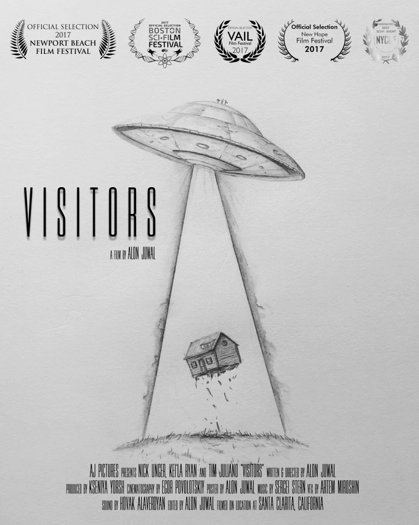 VISITORS - Poster 2