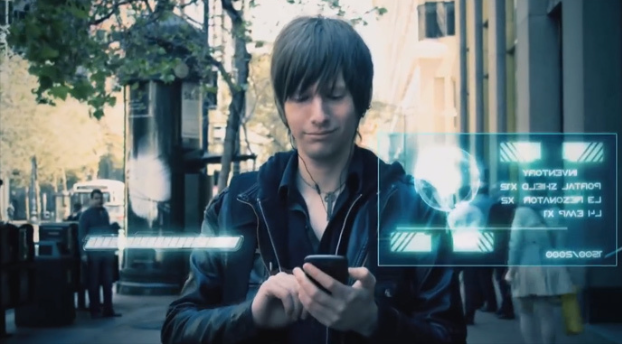 NYFA Game Design Students play Ingress