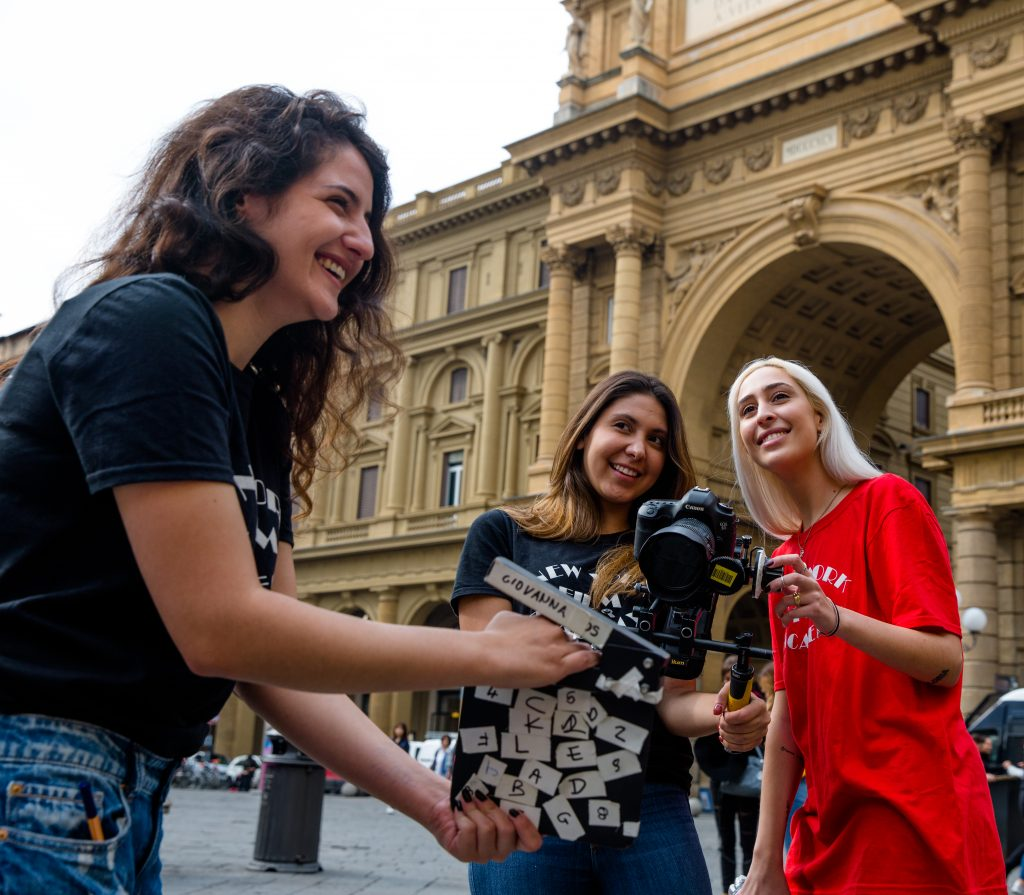 NYFA Study Abroad at Florence, Italy