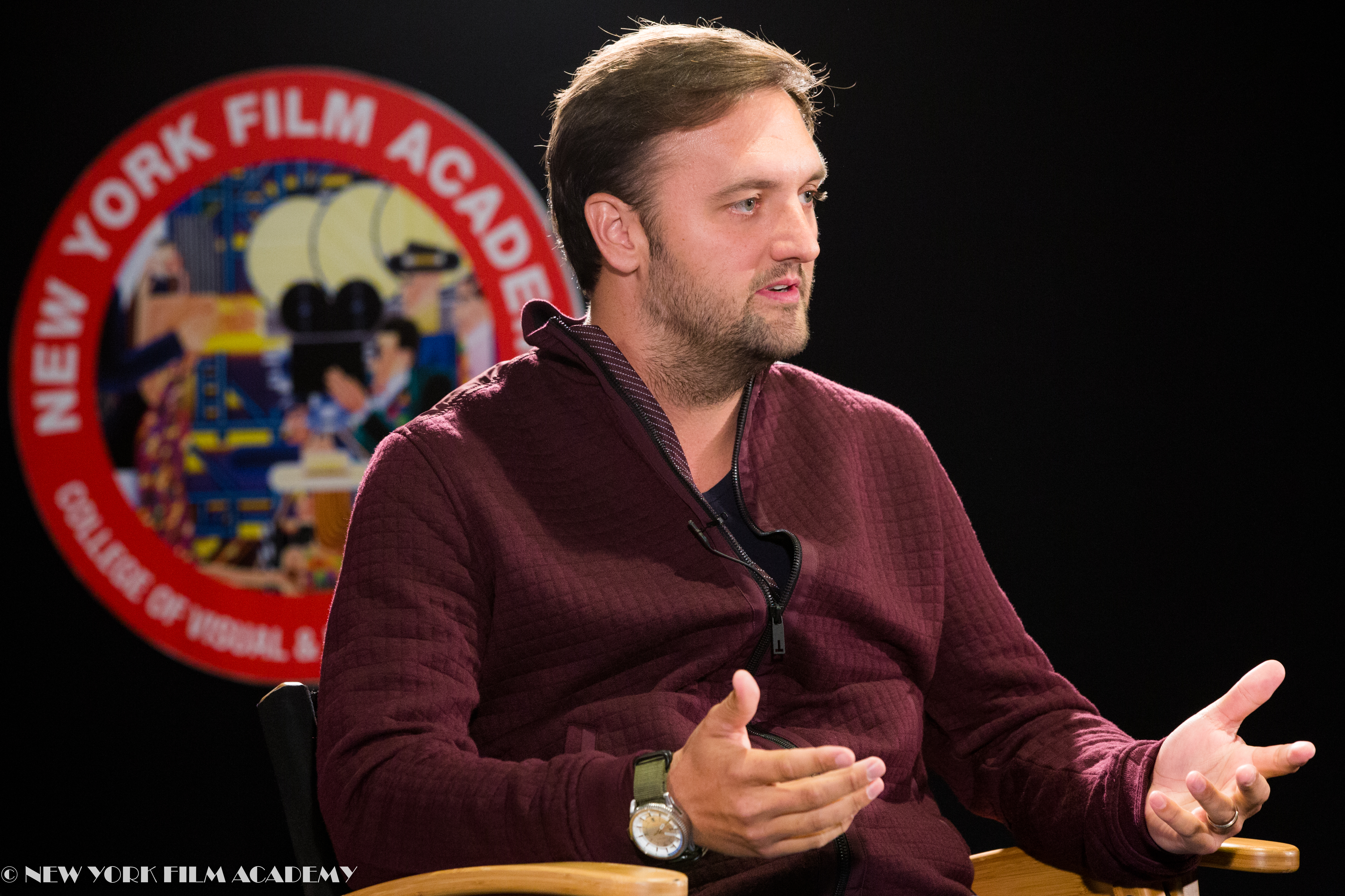 Daniel Lusko Q&A at NYFA Los Angeles