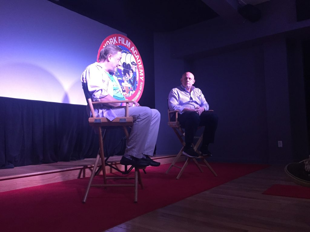 Darren Dean at NYFA