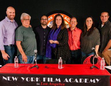 CSA and VMA at NYFA LA