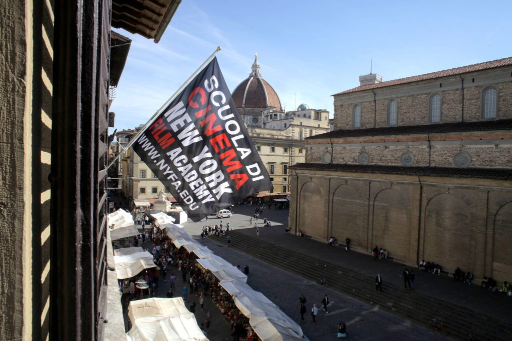 Study Acting and Filmmaking in Florence, Italy | NYFA