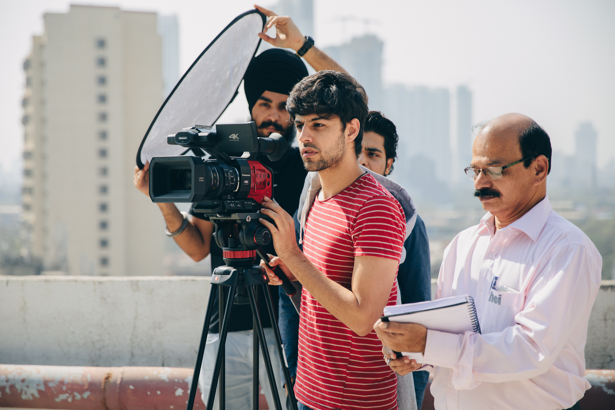 NYFA Mumbai Hosts Master Class With Co-Chair of Filmmaking