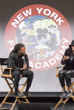 Hip Hop Film Festival Screening at NYFA