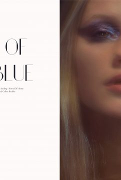 JUTE   OUT OF THE BLUE COVER