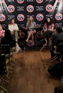 The Panel at NYFA South Beach