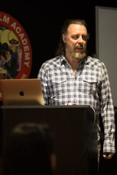 Mike Polcino | The Simpsons | New York Film Academy Master Class