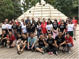 NYFA Workshop in Beijing 2018
