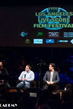 Los Angeles Live Score Film Festival 2018