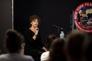 Amy Arbus at NYFA