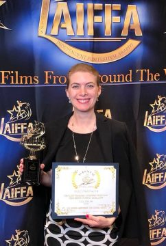 I.C.E. CREAM at LAIFFA wins Best Producer
