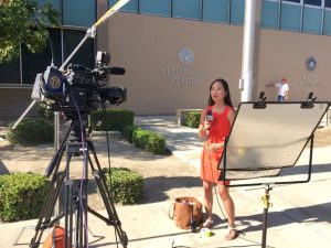 Broadcast Journalism Update Karen Hua