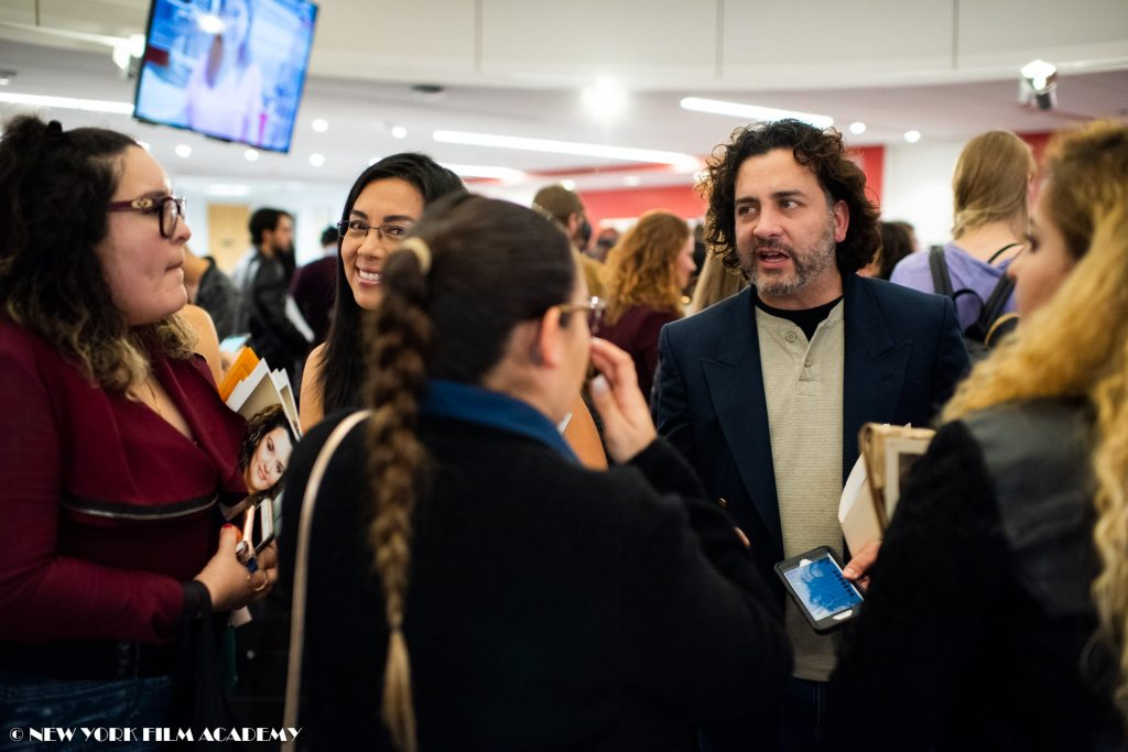 December 2018 NYFA Alumni Meet & Greet