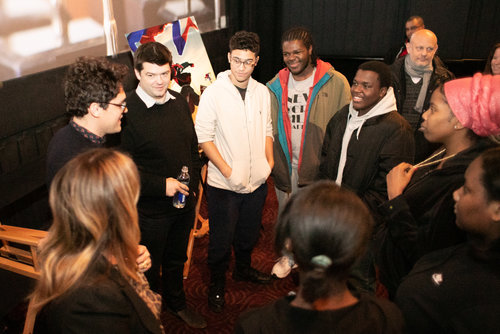 BAFTA Youth Workshop