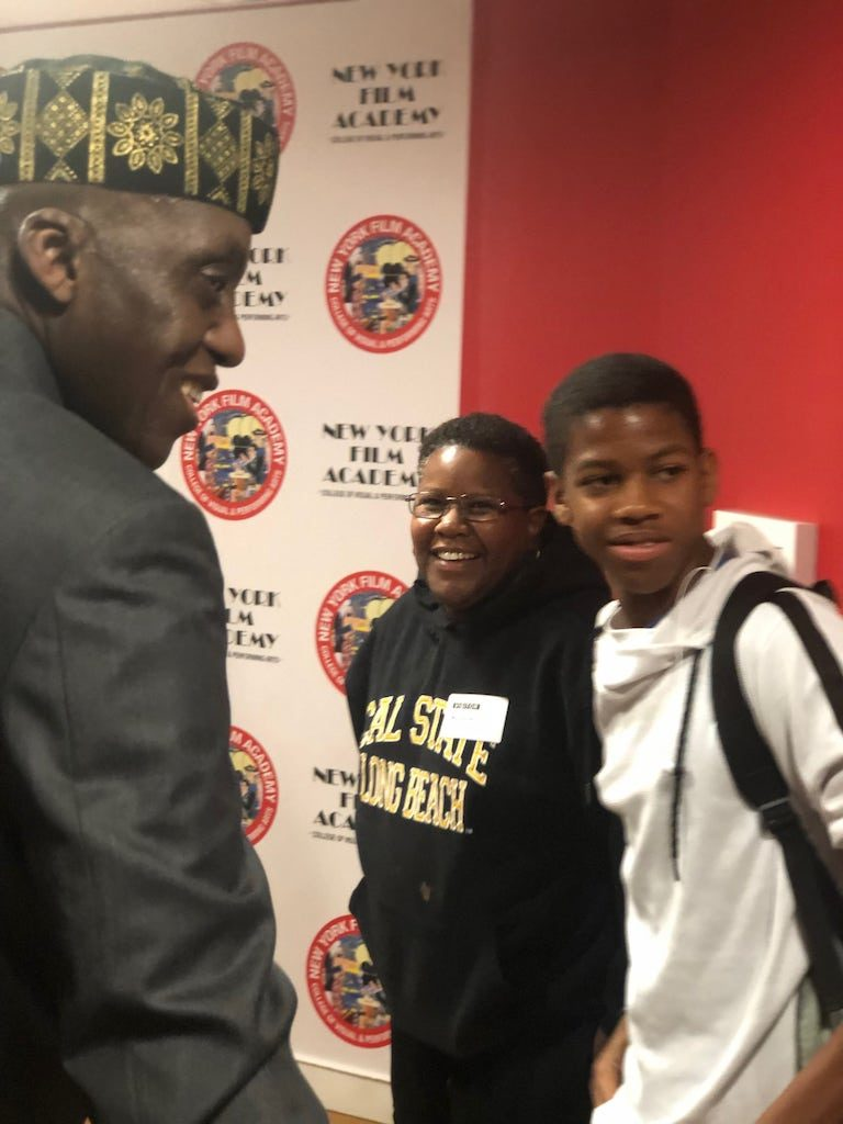 Bill Duke Camp