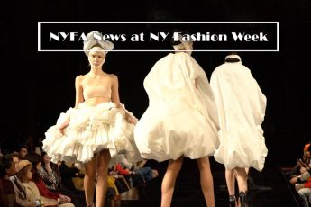 Broadcast Journalism Nicole Abebe New York Fashion Week