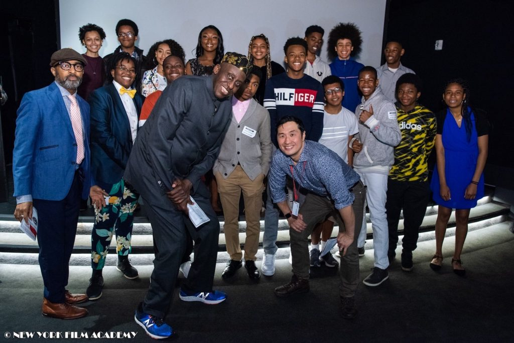 2019 Bill Duke Camp Graduation