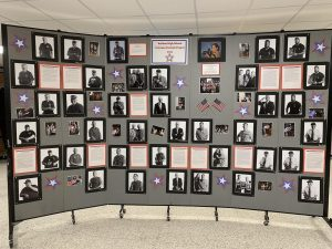 Veterans Portrait Project VPP Raritan HS