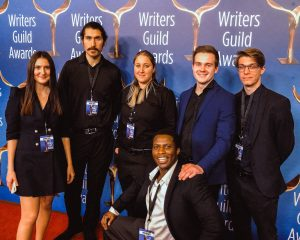 NYFA Broadcast Club WGA Awards 2019