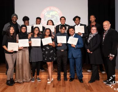 BAFTA DeWitt Clinton High School November 2019