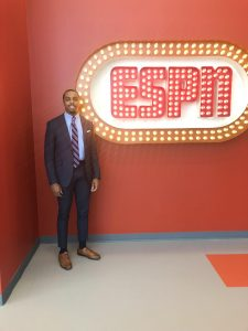 Broadcast Journalism Update December 2019 Clyde Gunter ESPN
