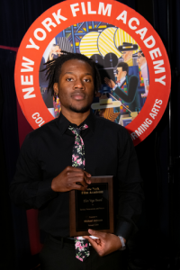 Michael Johnson Elan Vega Award