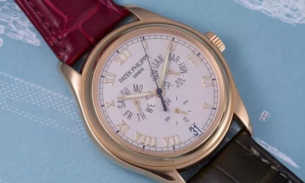 Super Patek Philippe Annual Calendar 5035 Replica Watch