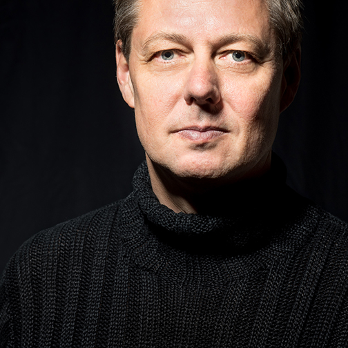 Author and Consultant Thomas Werner